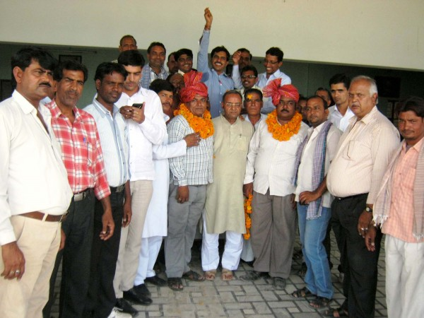 BJP-leader