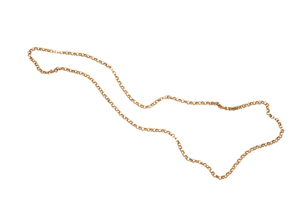 Broken-gold-Chain