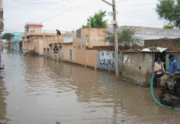 sujangarh-rain