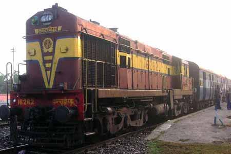 Jodhpur-Hisar-train