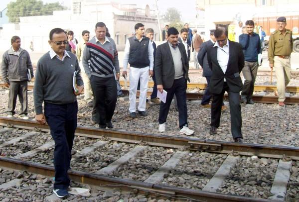 Sujangarh railway station1