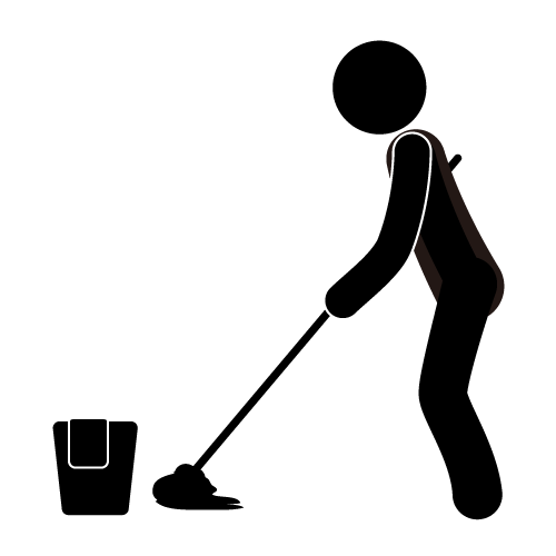 Cleaning WORKERS
