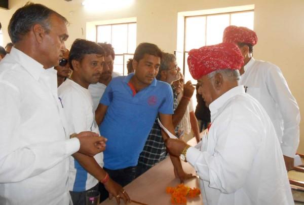 Minister Nandalal