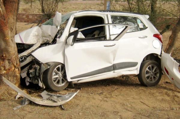 sujangarh accident