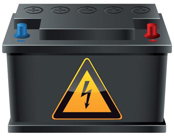 Energy battery theft