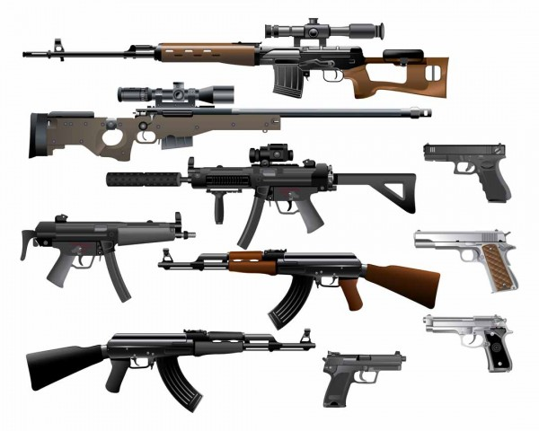 Illegal arms (2)