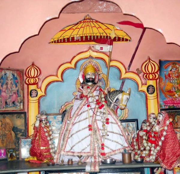 Sujangarh temple 1