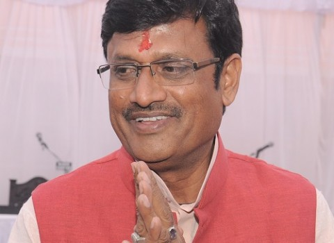 Health Minister Rajendra Rathore