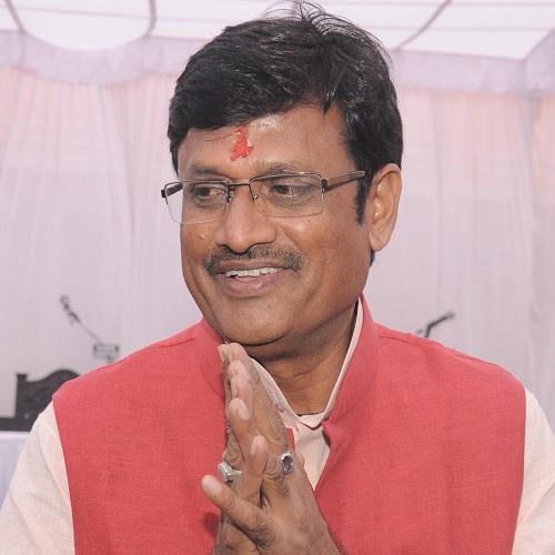 Health Minister Rajendra Rathore