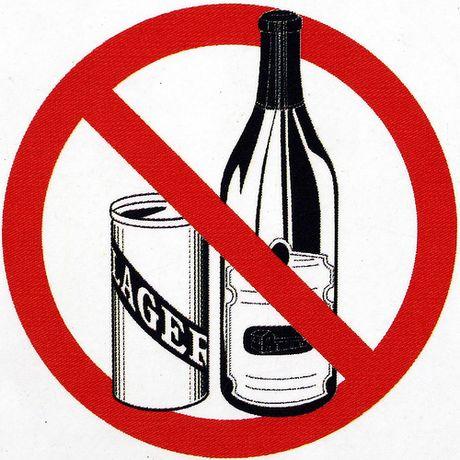 Illegal alcohol