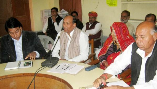 Sujangarh Panchayat Samiti