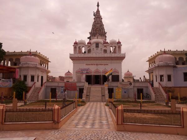 Singhi Jain temple