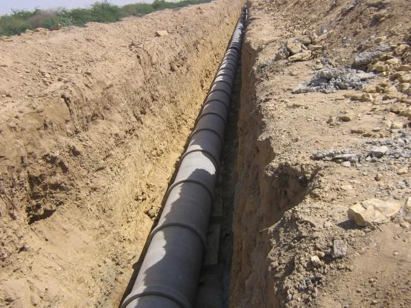 Sewerage line