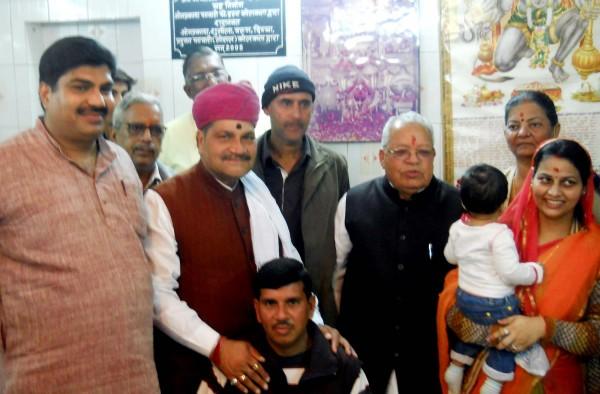 Union Minister Kalraj Mishra