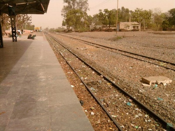 Nokha-Sikar rail line