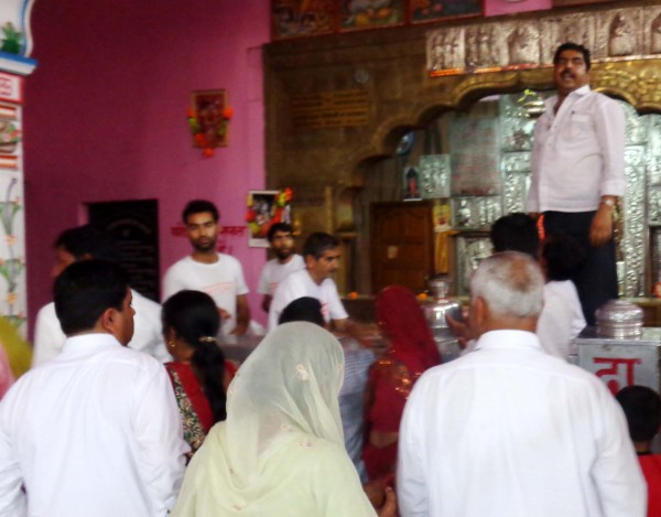 Salsar Balaji
