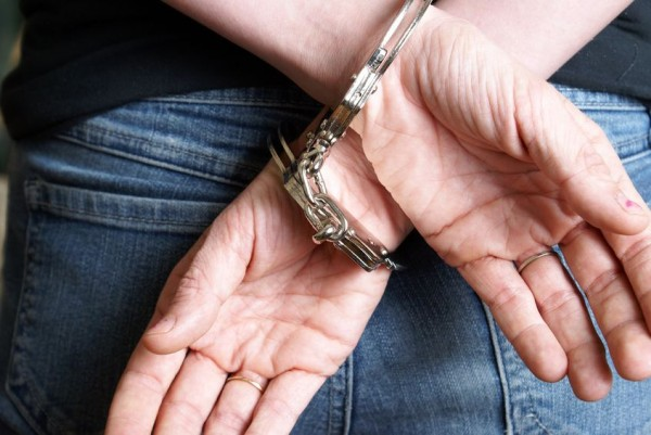 theft arrest