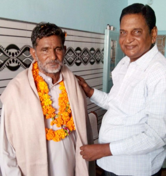 Chairman Sikandar Ali Khilji