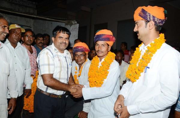 Councillor Ganesh Mndavaria,