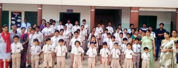 Oswal Higher Secondary School