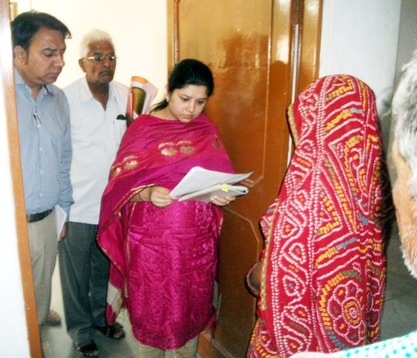 District Collector Archana Singh