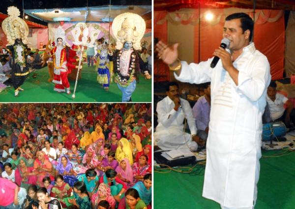 Navratri Durga Puja Festival