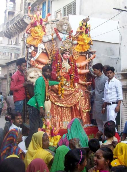 Navratri Festival,
