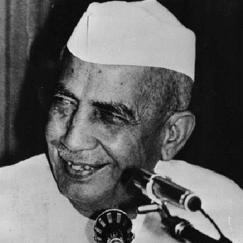 Former Prime Minister Chaudhry Charan Singh