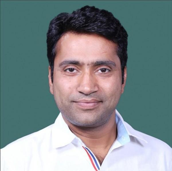 MP Rahul Kaswan