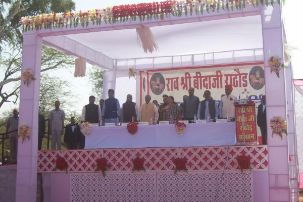 Chief Minister Vasundhara Raje2