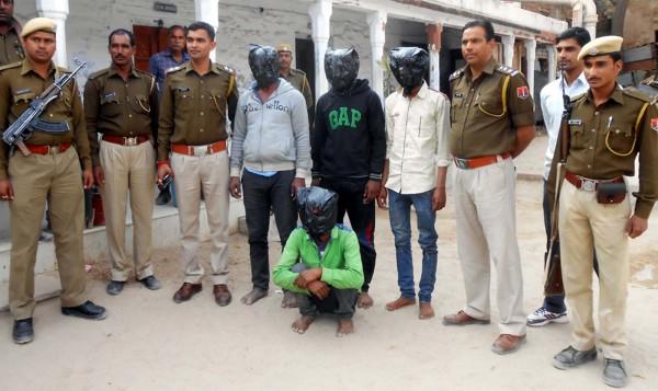 sujangarh Arrested