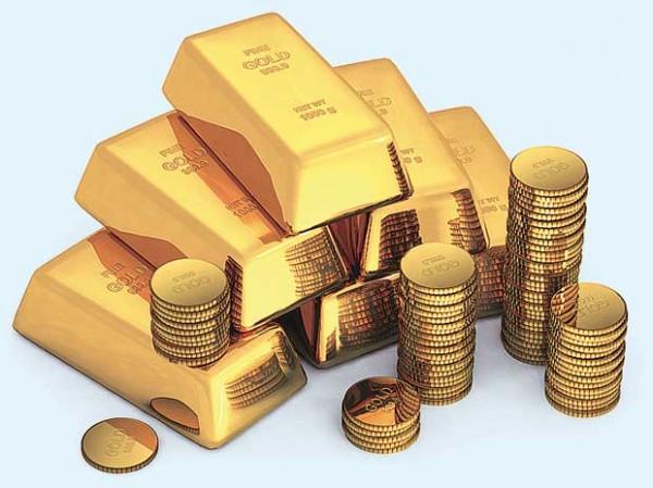 The bullion market