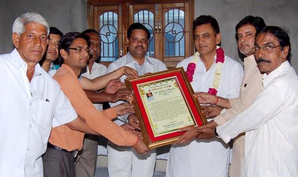 Additional SP Yogendra faujdar