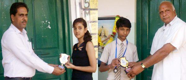 winning students