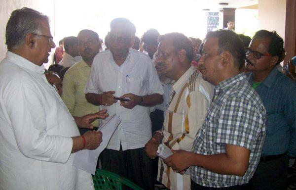 Bhanwar Lal Meghwal sujangarh